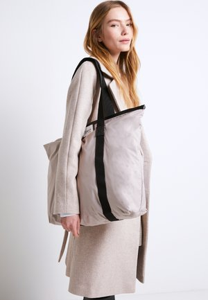 GWENETH BAG - Shopping bag - cloud grey