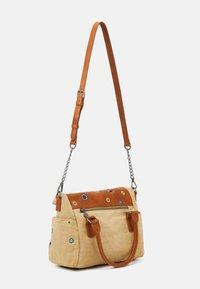 Desigual - BOLS JULY LOVERTY - Handbag - beige - 1