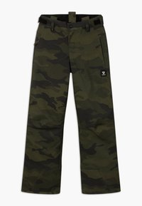 Brunotti - FOOTSTRAP BOYS - Snow pants - pine grey - 2