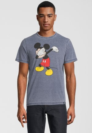 DISNEY MICKEY MOUSE DABBING - T-shirt imprimé - blau