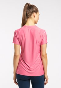 Haglöfs - Basic T-shirt - tulip pink - 1
