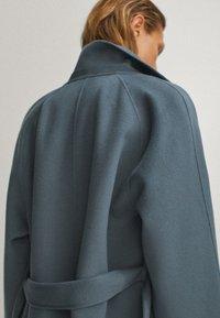 Massimo Dutti - Trenchcoat - blue - 6