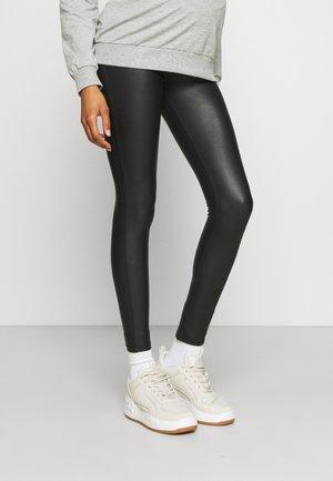 BELLY - Spodnie materiałowe - black
