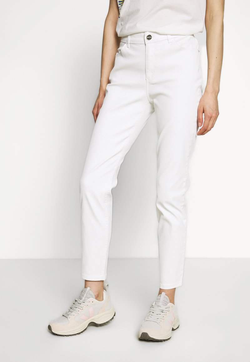 comma - Jeans Skinny Fit - white