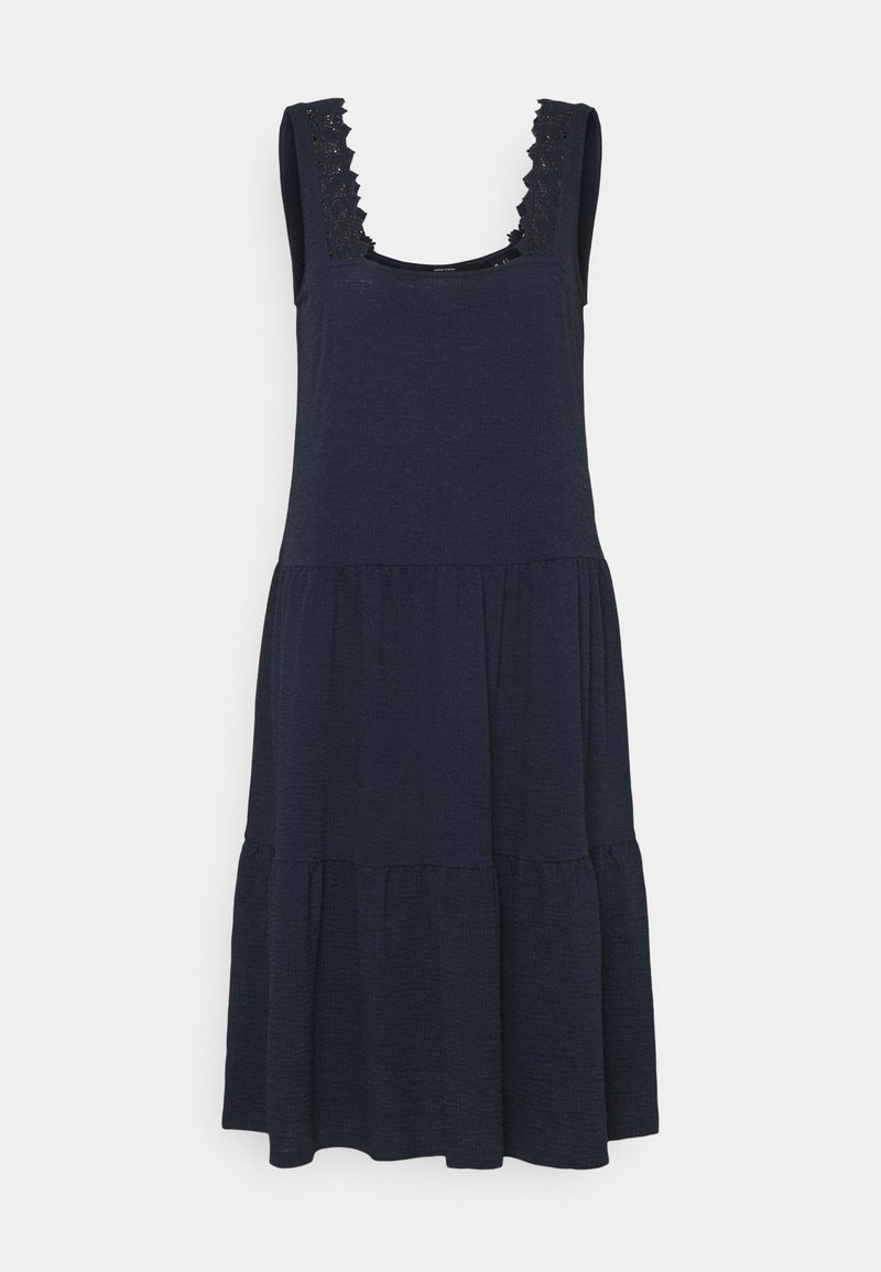 Vero Moda Tall - VMALICE DRESS - Vestido ligero - navy blazer
