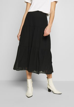 YASJUDY SKIRT - Pencil skirt - black
