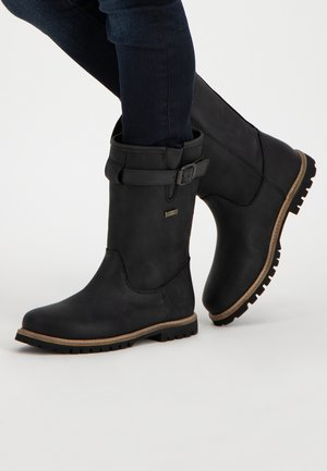 ISLAND - Winter boots - black