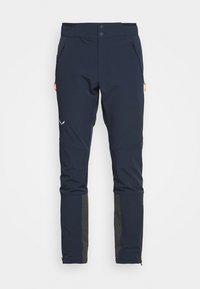 LAGORAI - Outdoor trousers - navy blazer