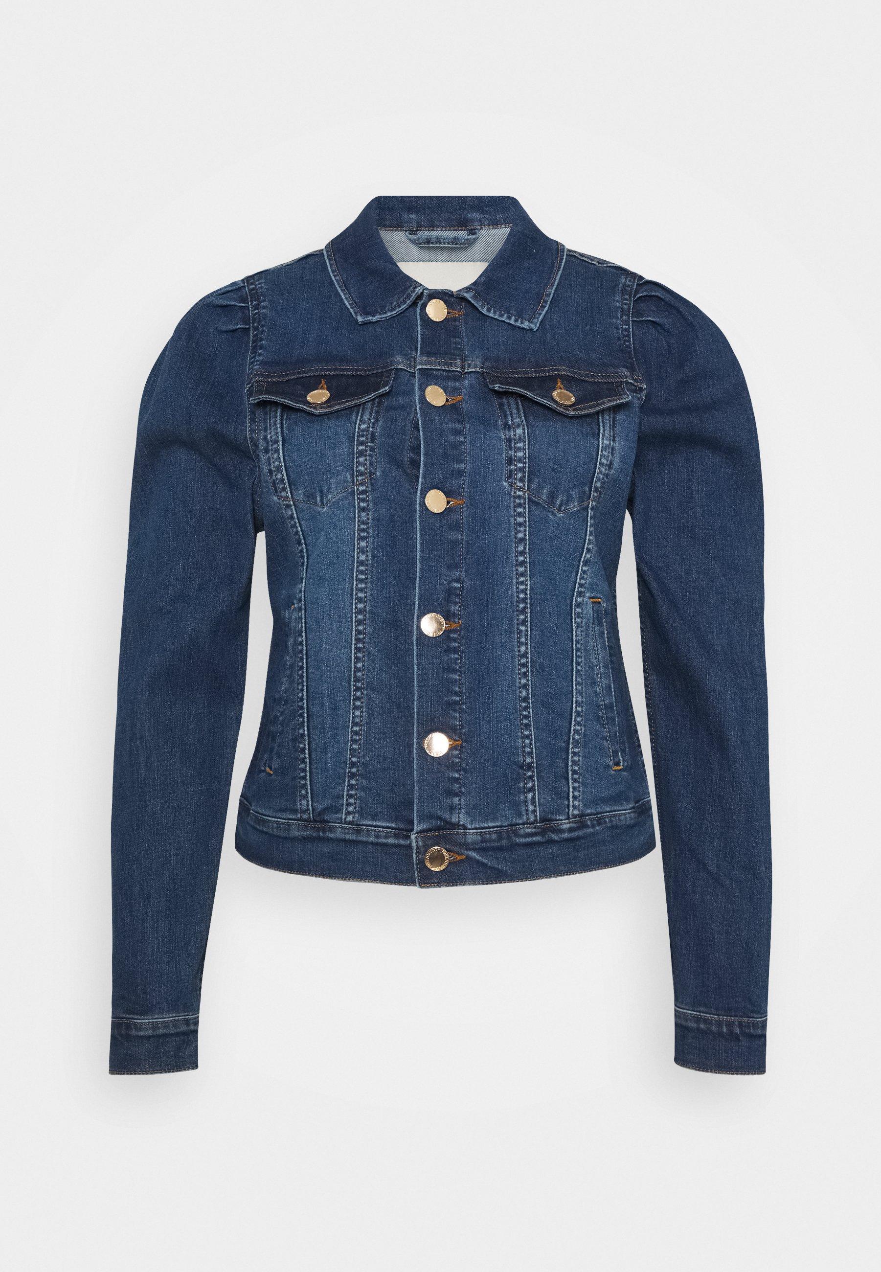 Femme FQROCK PUFF - Veste en jean