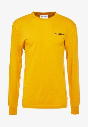 CASUAL TEE LONG SLEEVE - Long sleeved top - mustard