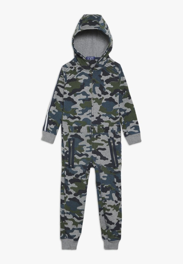Sleep suit - multi coloured