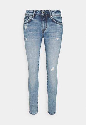 PIXIE STITCH - Jeans Skinny - light blue