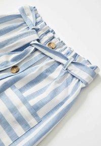 DeFacto - A-snit nederdel/ A-formede nederdele - blue - 3