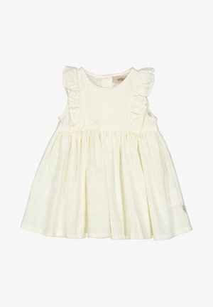 LARA - Day dress - ivory