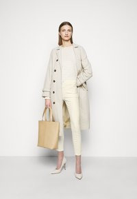 CLOSED - PUSHER - Jeans Skinny Fit - creme - 1