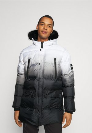 REFLEX FADE JACKET - Winter coat - white