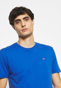 Napapijri - SALIS - T-shirt - bas - blue dazzling - 4