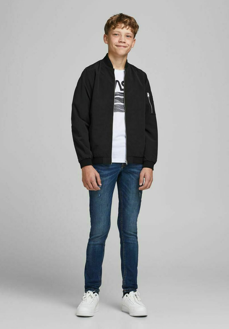Jack & Jones Junior - Bomberjakke - black