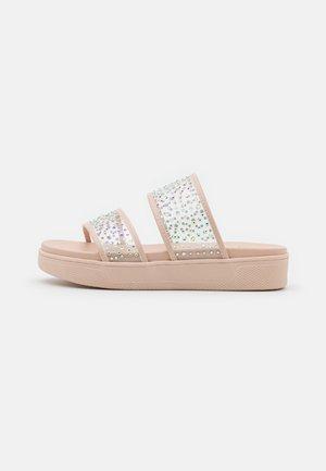 ANSARI - Pantofle - light pink