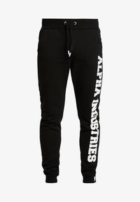Alpha Industries - Trainingsbroek - black - 3