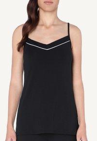 Intimissimi - Pyjama top - black - 1