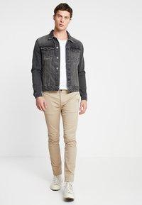 Pier One - Denim jacket - grey denim - 1
