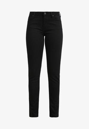 ELLY - Slim fit jeans - black rinse