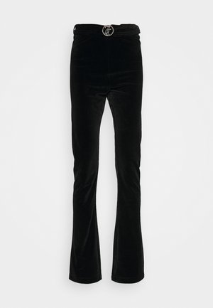 HALLE TROUSERS - Trousers - black