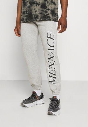 COURTSIDE - Pantalon de survêtement - light grey