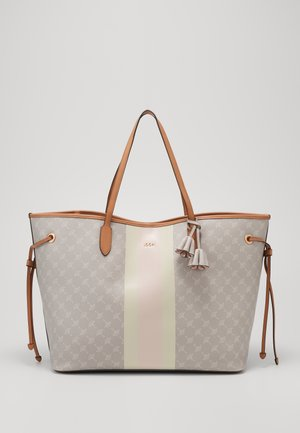CORTINA DUE LARA - Shopping bag - lightgrey