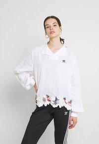 adidas Originals - BLOUSON - Blusa - white - 0