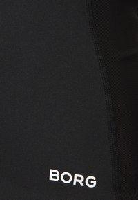 Björn Borg - CARY TEE - Sports shirt - black beauty - 2