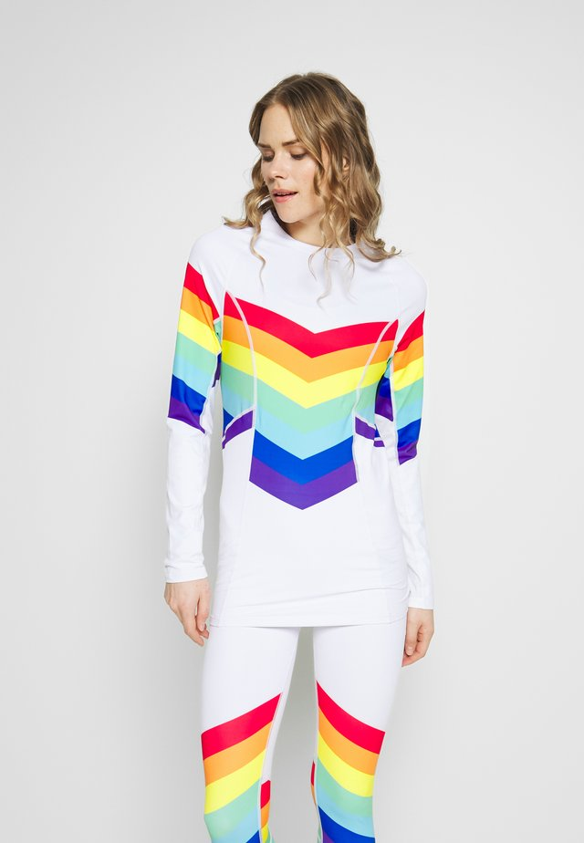 RAINBOW ROAD - Undershirt - multicolor