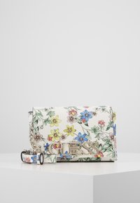 Guess - UPTOWN CHIC MINI XBODY FLAP - Borsa a tracolla - floral - 0