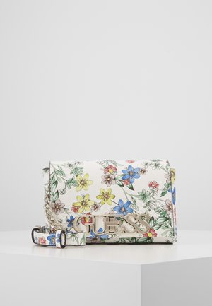 UPTOWN CHIC MINI XBODY FLAP - Borsa a tracolla - floral