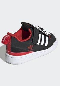 adidas Originals - FORUM 360 I ORIGINALS CONCEPT SNEAKERS SHOES - Sneaker low - core black/ftwr white/vivid red - 2