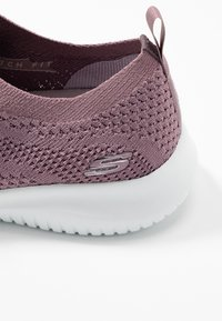 Skechers Wide Fit - WIDE FIT ULTRA FLEX - Slip-ons - purple/white - 2