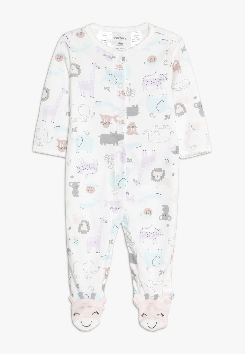 Carter's - INTERLOCK BABY - Pyjama - off-white