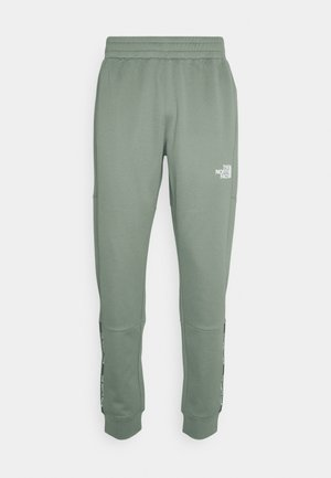 PANT - Tracksuit bottoms - agave green