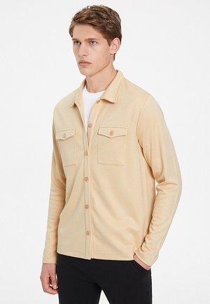 Overhemd - semolina