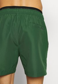 Calvin Klein Swimwear - MEDIUM DOUBLE - Surfshorts - green - 1