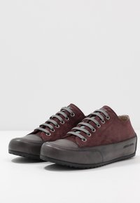 Candice Cooper - ROCK - Sneakers basse - evo mulberry/base antracite - 4