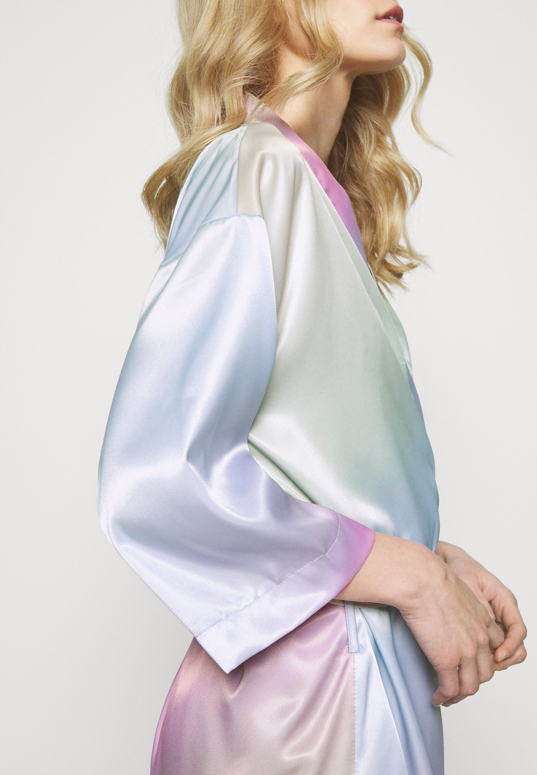 Women RAINBOW KIMONO - Dressing gown