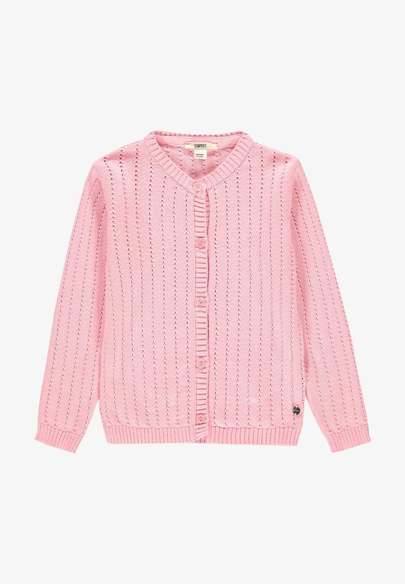 Esprit - Cardigan - blush