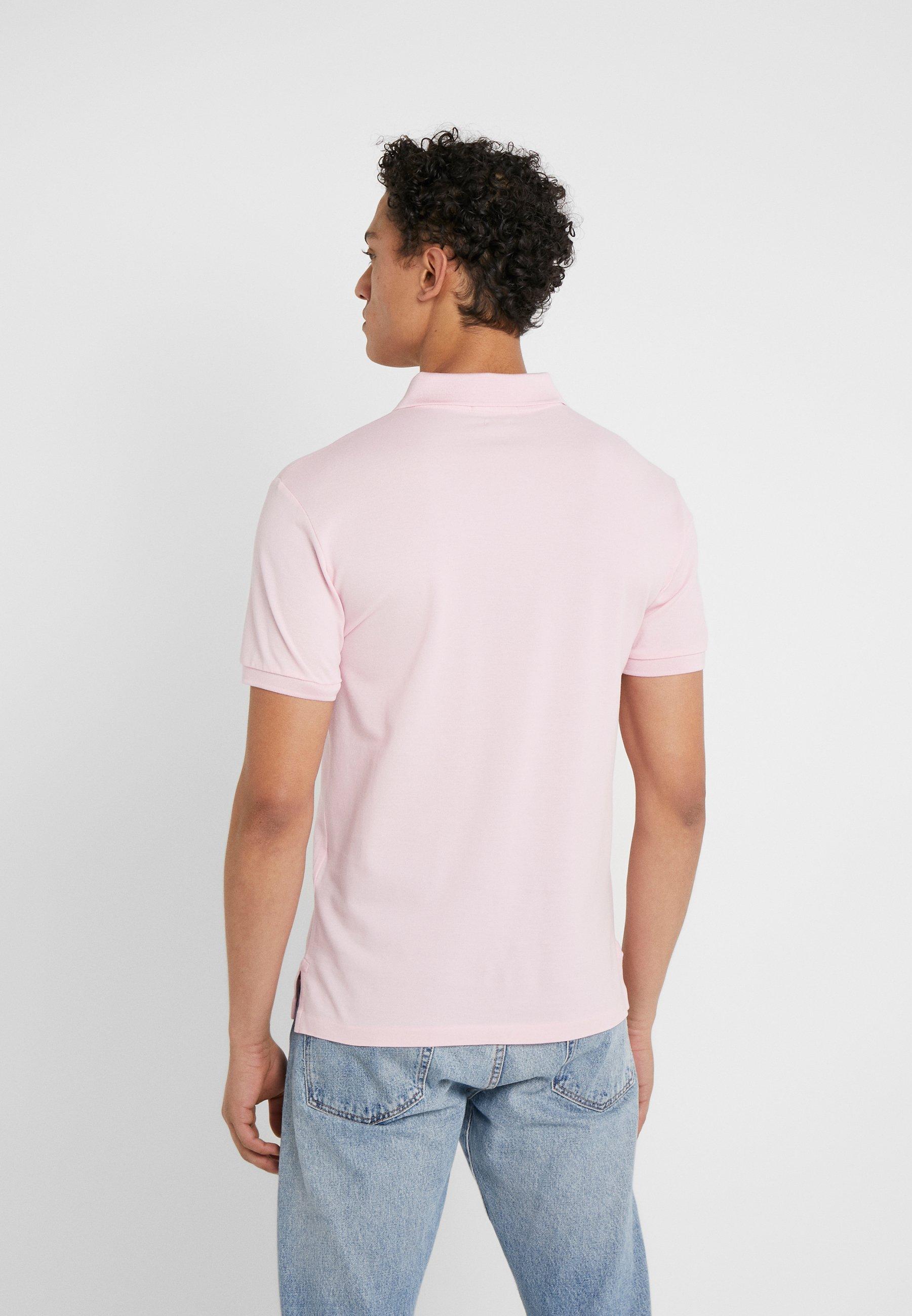 Yksinomainen Miesten vaatteet Sarja dfKJIUp97454sfGHYHD Polo Ralph Lauren SLIM FIT MODEL Pikeepaita garden pink