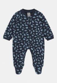Jacky Baby - BOYS 2 PACK - Kruippakje - blue/dark blue - 2
