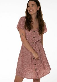 Protest - UNNA  - Day dress - terracota - 4