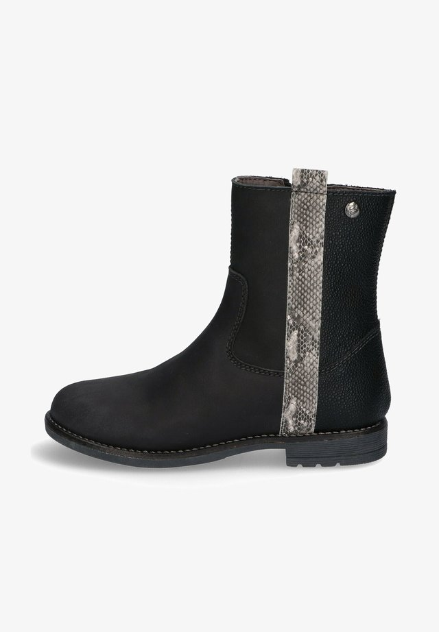 NOVA  - Korte laarzen - black