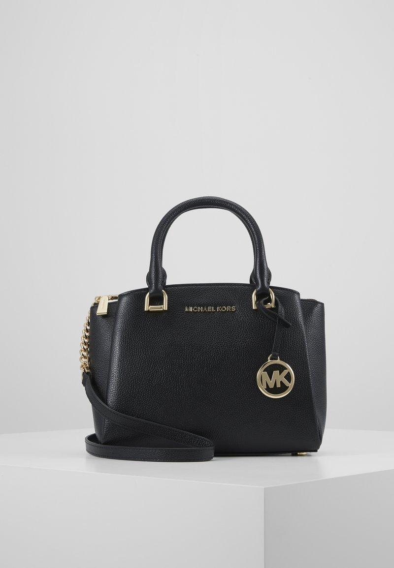 MICHAEL Michael Kors - MAXINE MESSENGER - Handtasche - black