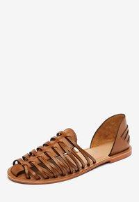 Next - Sandals - brown - 3
